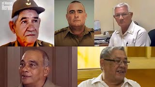 Mueren seis militares cubanos de alto rango en condiciones misteriosas