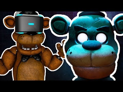 FREDDY PLAYS: Five Nights At Freddy's - Help Wanted (Part 1) || FNAF 1 NIGHT 1 MODE COMPLETED!!!