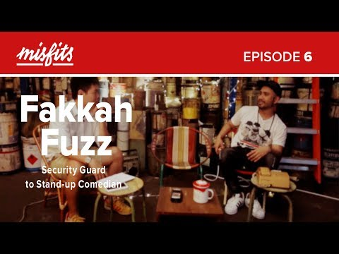 Fakkah Fuzz (Full) | Security Guard to Stand-up Comedian