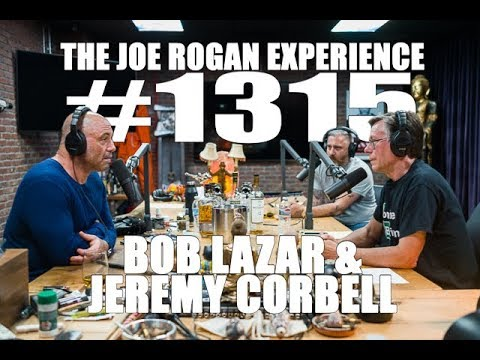 JRE 1315 is listed (or ranked) 1 on the list Out Of This World Joe Rogan Episodes About Aliens
