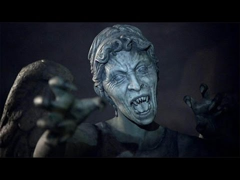 5 Of The Best Weeping Angels Easter Eggs In Video Games