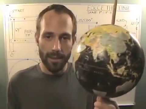 Brian Mullen Flat Earth Vs NASA