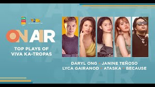 ON AIR - EP 01 [Daryl Ong, Ataska, Lyca Gairanod, Janine Teñoso & Because]