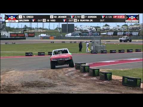 Apdaly Lopez wins Stadium Super Trucks gold |