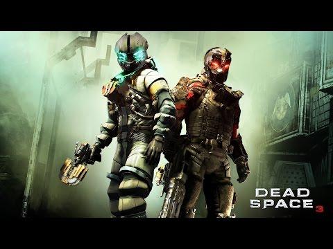Dead Space 3 КООП Coop  как пригласить друга Урок 1