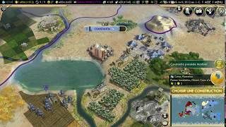 Let's play (fr) Civilization V #33 : La France en ligne de mire