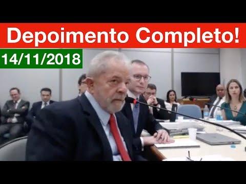Resultado de imagem para Depoimento de Lula a Gabriela Hardt