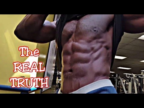 WHAT'S THE SECRET TO GET A 6 PACK ABS (THE REAL TRUTH)