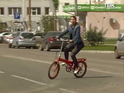 Доступность Красноярска для велосипедистов