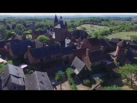 Les plus beaux villages de France en Corrèze
