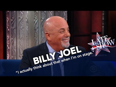 The Top 5 Billy Joel , Ranked By Billy Joel