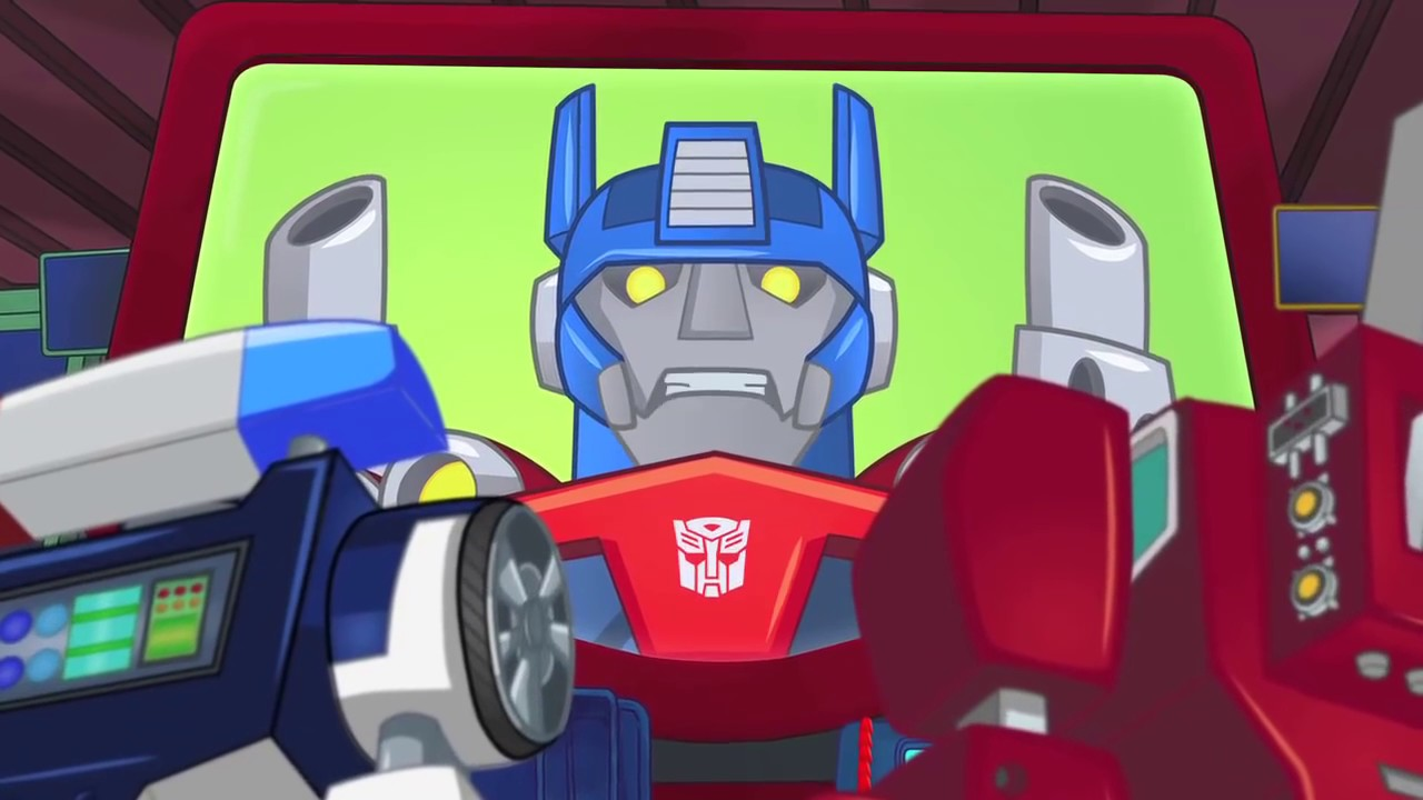 transformers rescue bots meet the bots youtube
