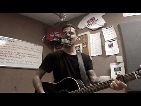 Devin Dawson - All On Me (Acoustic) | 100.9 The Cat