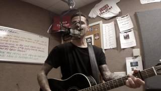 Devin Dawson - All On Me (Acoustic)   100.9 The Cat