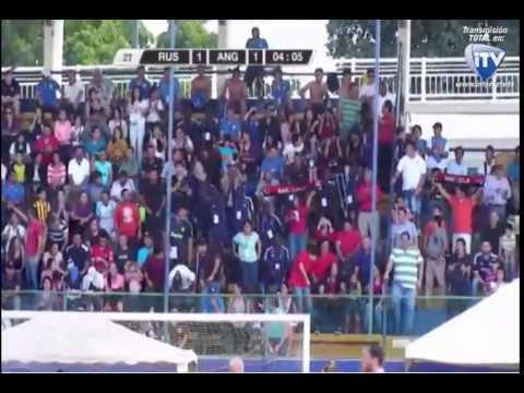 GOL DE ANGOLA 1-1