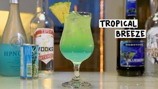 Tropical Breeze - Tipsy Bartender