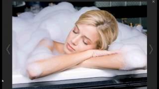 Чудесный рецепт кислородной ванны для восстановления сил после трудового дня.