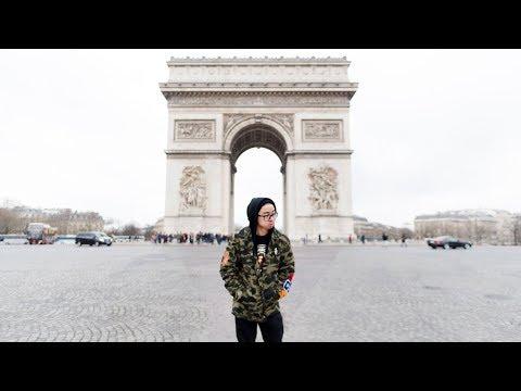 Paris Day Four, Five & Six   Arc de Triomphe, Centre Georges Pompidou, Nike, Bape, & Supreme