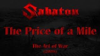 Download Sabaton - The Price of a Mile (Lyrics English & Deutsch) Mp3 and Videos