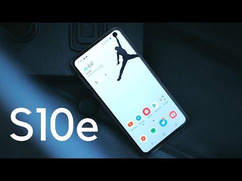 Samsung Galaxy S10e Review Videos