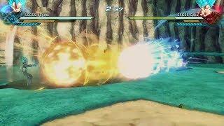 DragonBall Xenoverse 2 - When attacks clash (amazing collisions) #1 | Beam Struggles