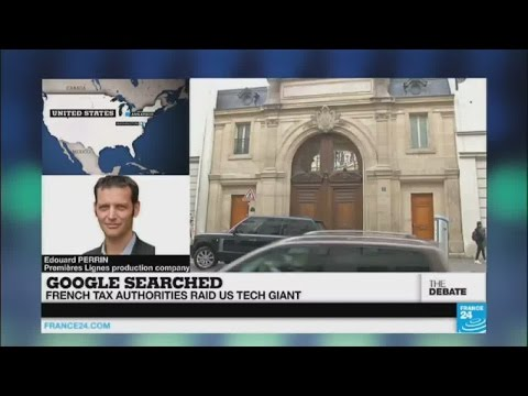 Google searched: French tax authorities raid US tech giant (part 2)