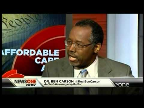 Roland Martin, Ben Carson Clash Over ACA Slavery Comments During Exclusive NewsOne Now Interview