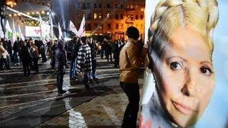 ウクライナ、28日国会議員選 前首相の収監後初