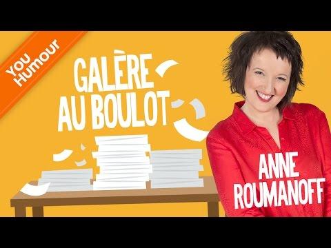 Anne ROUMANOFF, La secrétaire incompétente