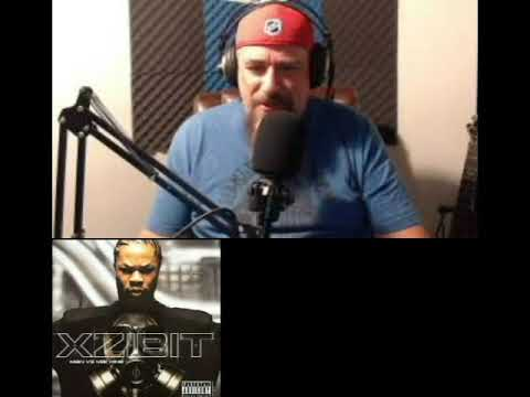 Metal Biker Dude Reacts - Xzibit - My Name ft. Eminem & Nate Dogg REACTION