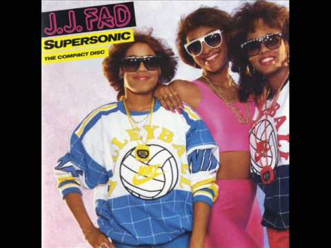 JJ Fad - In the Mix (1988)