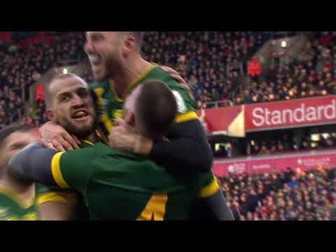 Four Nations Final 2016: Kiwis V Kangaroos