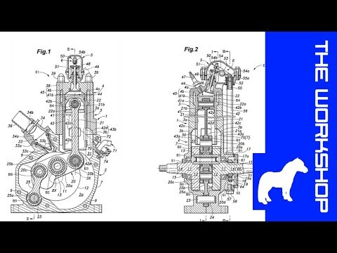 Engine Patents - It doesn't mean it will work