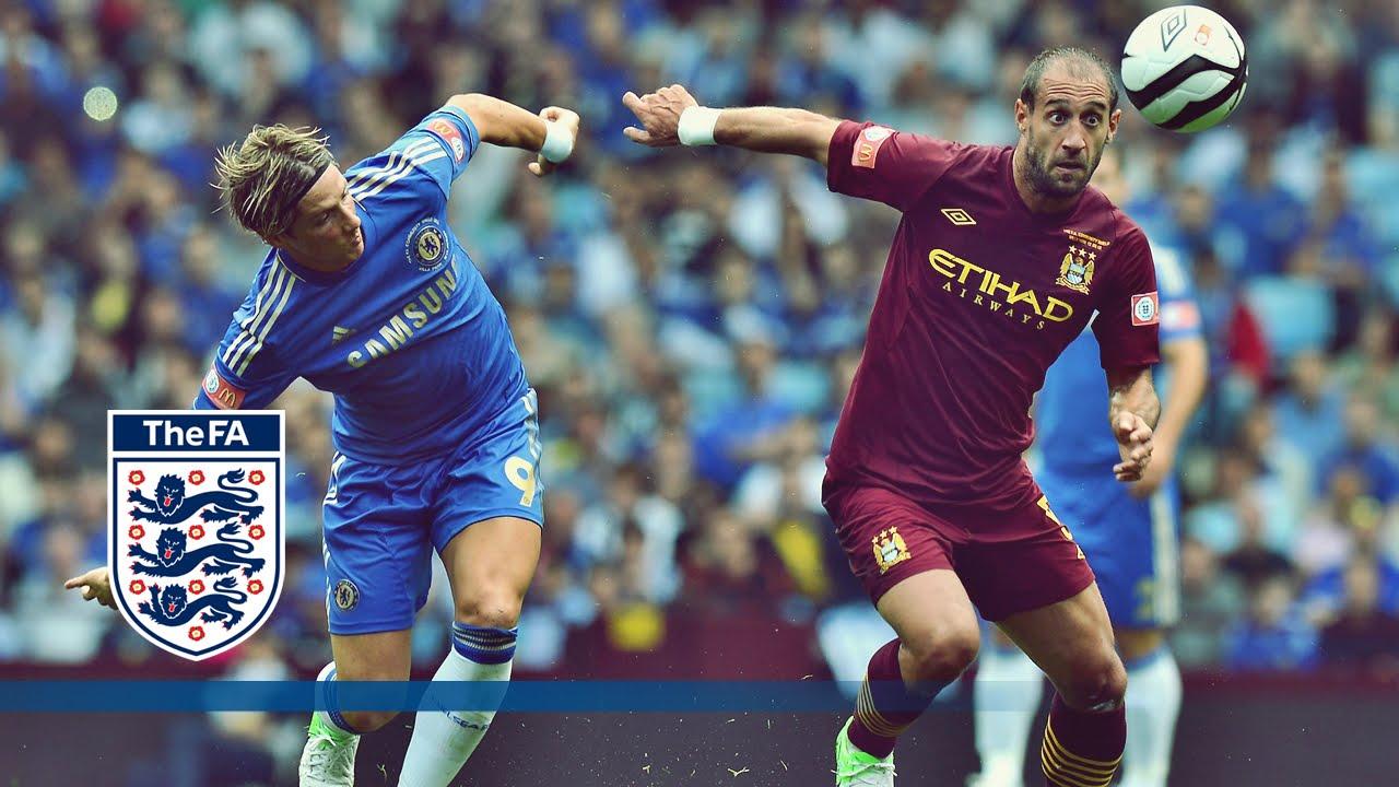 Download Man City 3-2 Chelsea - Community Shield 2012 | Goals & Highlights