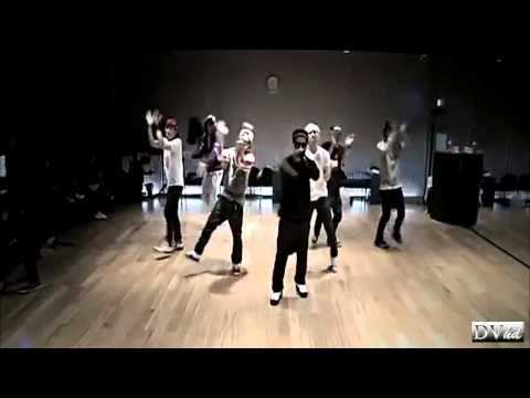 BigBang - Bad Boy (dance Practice) DVhd