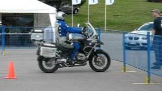 R1200GSA safety course demo