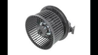 Megane 2 Kalorifer Motorunun Sökümü & Temizliği(Megane 2 Blower Fan Removal & Cleaning)
