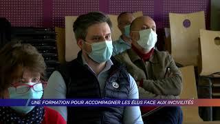 Yvelines | Une formation pour accompagner les élus face aux incivilités