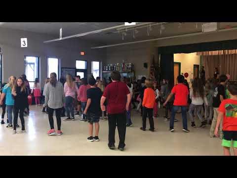 5th Grade Valentine's Social at Destin Middle School