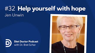 Diet Doctor Podcast #32 — Jen Unwin
