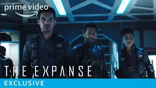 The Expanse - Seasons 1, 2, and 3 Now Streaming | Prime Video