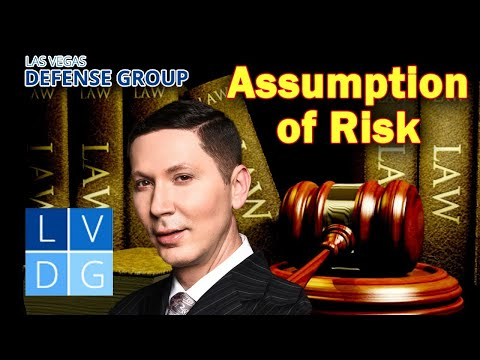 """""""Assumption of the Risk"""" – Can it block my Nevada personal injury claim?"""