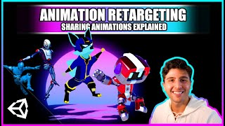 How to Animate Characters in Unity 3D | Animation Retargeting Explained