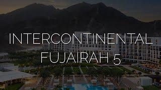 Обзор отеля InterContinental Fujairah Resort 5 лучшее что есть в Фуджейре