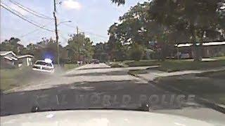 Orlando High-Speed Pursuit: Cruiser Wrecks; Perp Caught