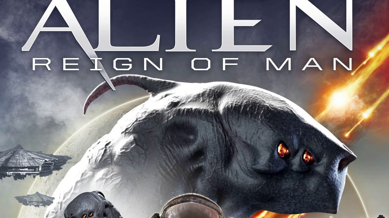 Download Alien: Reign of Man (2017) - by The Black Saint - Gruesome Magazine