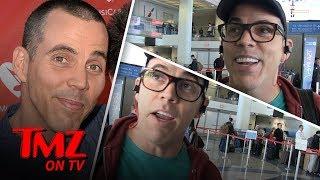 Steve-O's Still Recovering From His Vasectomy! | TMZ TV