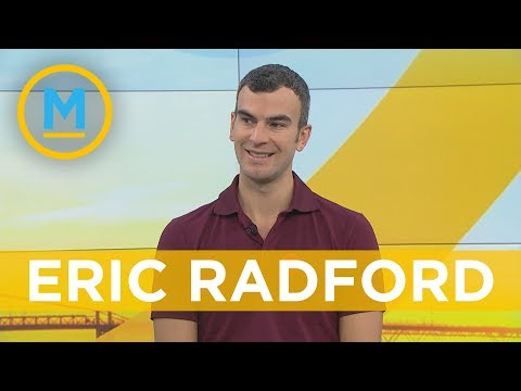 Olympian Eric Radford Opens Up About Growing Up Gay In A Small Canadian Town | Your Morning