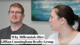 Why Millennials Hire Gillian Cunningham Realty Group