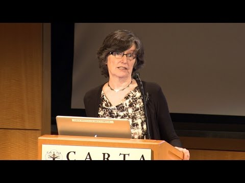 CARTA: Violence in Human Evolution – Anne Pusey: Intergroup Violence: Chimpanzees and Lions
